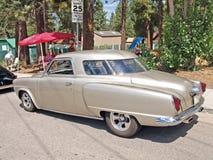 1950年Studebaker冠军 库存图片