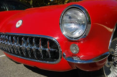 1950年Chevrolet Corvette s 库存照片