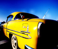1950 chevy s 免版税库存照片