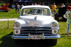 1950 Chrysler Νεοϋρκέζος λουξ Στοκ Φωτογραφία