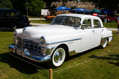 1950 Chrysler New Yorker DeLuxe Royalty Free Stock Image