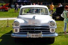 1950 Chrysler Newyorker Luxe Stock Fotografie