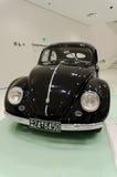 1950 de kever van Volkswagen Stock Afbeeldingen