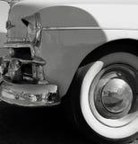 1950 Polizei-Kreuzer Lizenzfreie Stockfotografie