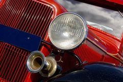 1950's Vintage Car Royalty Free Stock Images