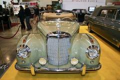 1951 300s benz ανοικτό αυτοκίνητο τη&si Στοκ φωτογραφία με δικαίωμα ελεύθερης χρήσης
