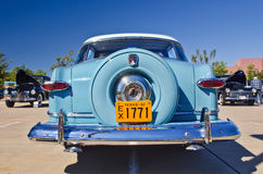 A 1951 Ford Victoria Hardtop Royalty Free Stock Image