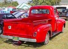 1952 de Bestelwagen van Ford Stock Foto's