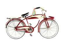 1952 Deluxe Bicycle Royalty Free Stock Photos