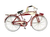 1952 deluxes Fahrrad Lizenzfreie Stockfotos
