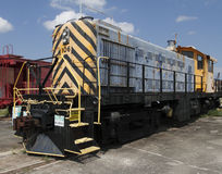 1952 Electric Diesel Locomotive Engine Royalty Free Stock Photography
