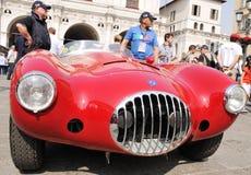 1953 2ad mt4 osca红色 库存图片