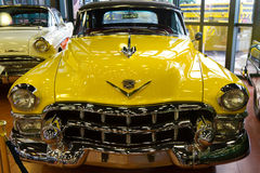 1953 Cadillac 62 Series Convertible. A 1953 Cadillac 62 Series Convertible from The Rahmi M. Koc Museum on February 11, 2012 Istanbul, Turkey. Cadillac 62 Series stock image