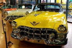 1953 Convertibele Cadillac 62 Reeksen Stock Foto's