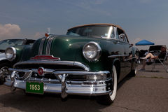1953 Pontiac Chieftain Catalina Royalty Free Stock Images