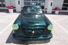 1954年小轿车hardtop nash 免版税图库摄影