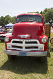 1954 Chevy 6400 Truck Front View Royalty Free Stock Photography