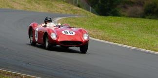 1954 Schild 90 raceauto Stock Afbeelding