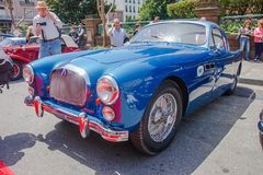 1954 Talbot-Lago Gran Sport 4.5 Stock Photos