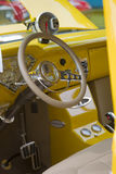 1955 Chevy 3100 Pickup Interior Stock Photography