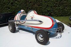 1955 Keizer MiniatuurRaceauto Stock Afbeeldingen