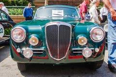 1955年Lancia Aurelia B20S 库存照片