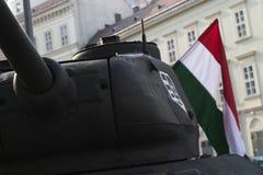 1956年庆祝匈牙利 库存图片