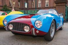 1956年法拉利250 GT Berlinetta 库存图片