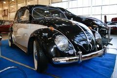 1956年甲虫大众 库存图片