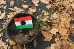1956 świętowanie Hungary obrazy royalty free