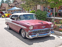 1956 Chevrolet Coupe Stock Photography