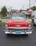 1956 Chevy Bel Air Front View Royalty Free Stock Images
