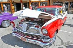 1956 de Sedan van de Douane van Fairlane van de Doorwaadbare plaats Stock Afbeelding