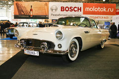 1956年Ford Thunderbird 图库摄影