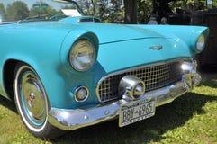 1956年Ford Thunderbird 库存照片