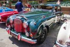 1956 Jaguar Mk VII M Stock Image