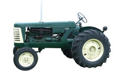 1956 Oliver Tractor Royalty Free Stock Photography