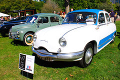 1956 Panhard Dyna 216 Royalty Free Stock Photography