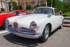 1957年Alfa罗密欧1900CSS 库存图片