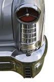 1957轻的oldsmobile尾标 免版税库存照片