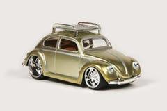 1957 ściga zwyczaj Volkswagen Obraz Stock