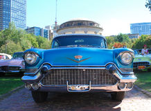 1957 εκλεκτής ποιότητας αυτοκίνητο Cadillac Μπιαρίτζ Στοκ φωτογραφία με δικαίωμα ελεύθερης χρήσης