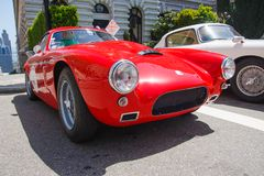 1957 AC Bristol Zagato Royalty Free Stock Photos