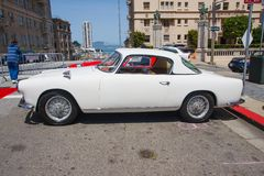 1957 Alfa Romeo 1900CSS Royalty Free Stock Photos