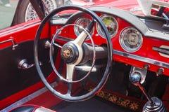 1957 Alfa Romeo Giulietta Pająk Veloce obrazy royalty free