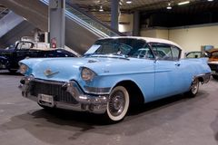 1957 Cadillac Eldorado Seville Stock Photo