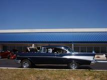 1957 chevy 库存照片