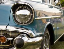 1957 CHEVY BELAIR Stock Images