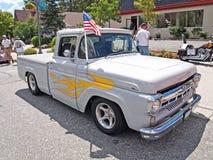 1957 de Vrachtwagen van Ford Stock Afbeelding