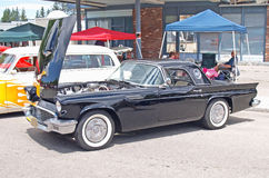 1957 Ford Thunderbird Stock Foto's
